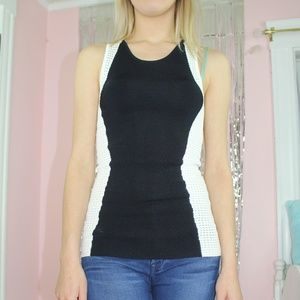 Intermix Fitted Tank Top Size P